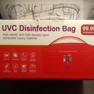 UV STERILIZER BAG Sanitary Cleaner NEW Disinfect